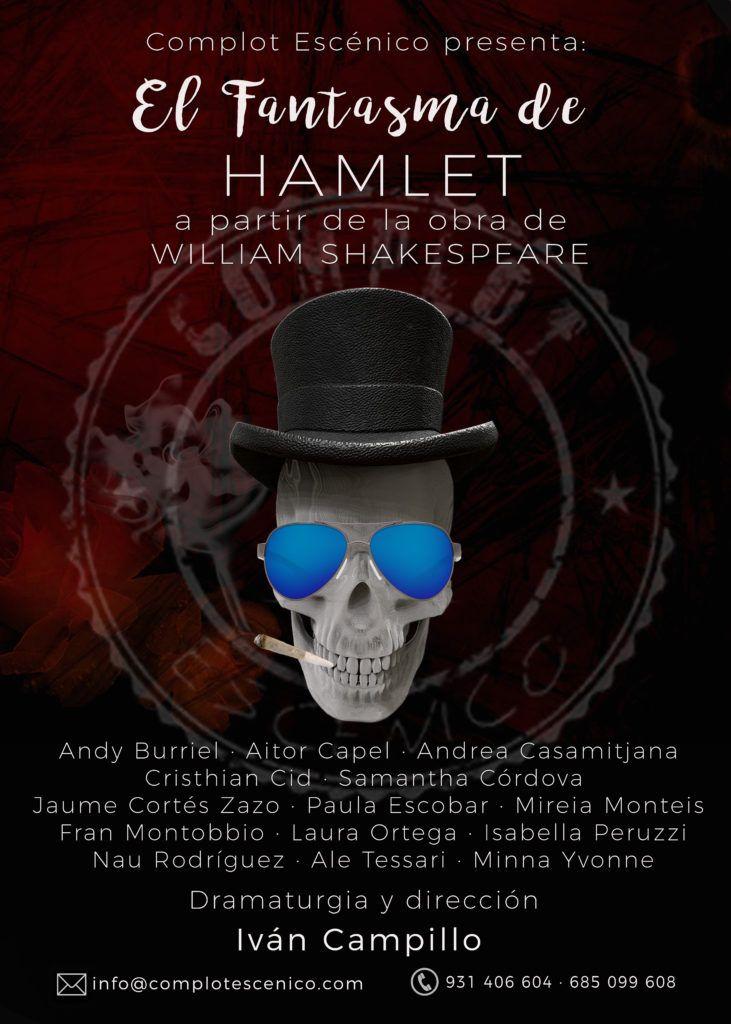 El Fantasma de Hamlet: Ven al Teatro Almería por solo 8 euros