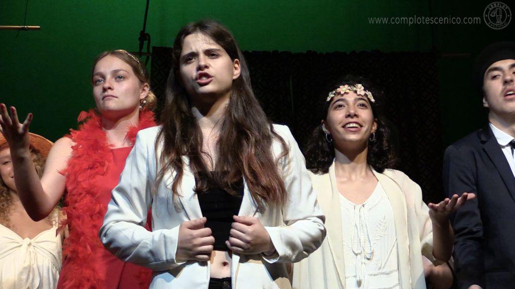 """Exitazo de """"El Fantasma de Hamlet"""" en el Teatro Almería"""