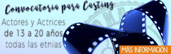 ¡Convocatoria de Casting para publicidad!